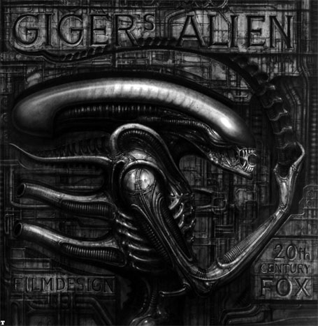 El Alien de Giger